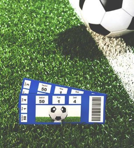 Back of the Net Activity - Stag Weekends - Football Tickets