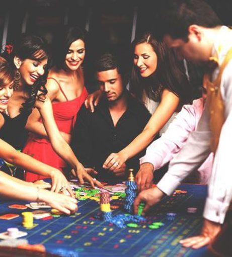 Stag Weekends - Fancy a Flutter - Casino Night and Dinner