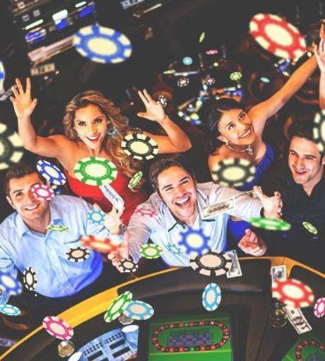 Stag Weekends - Fancy a Flutter - Casino Tour