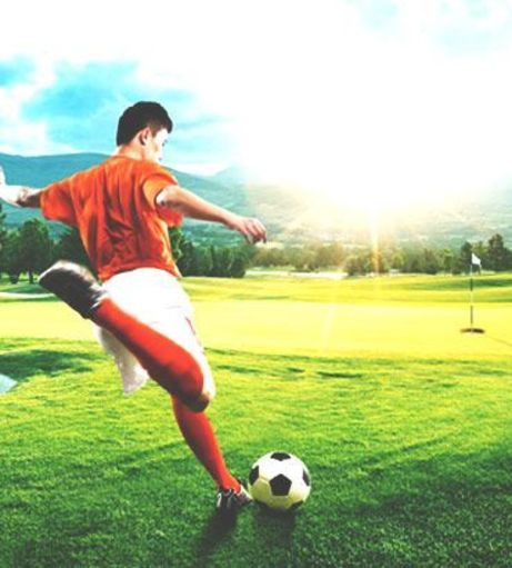 Game On - Stag Weekends - Footgolf