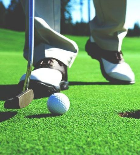 Game On - Stag Weekends - Golf