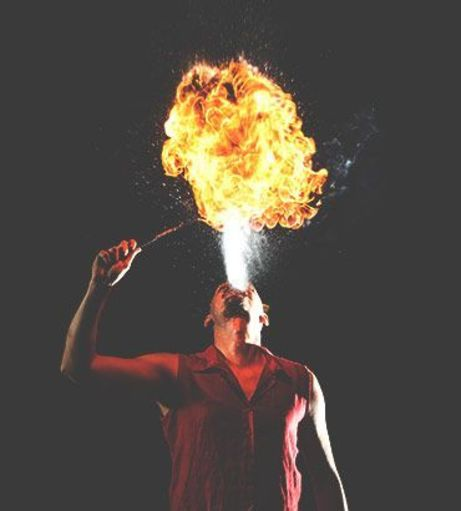 Like No Other - Stag Weekends - Fire Breathing Workshop
