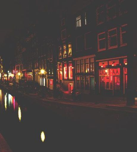 Amsterdam Stag Party Packages - Happy Endings