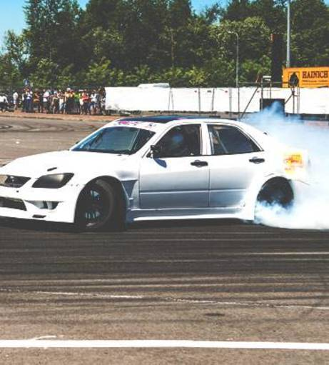 Ayia Napa Stag Party Packages - Car Drifting
