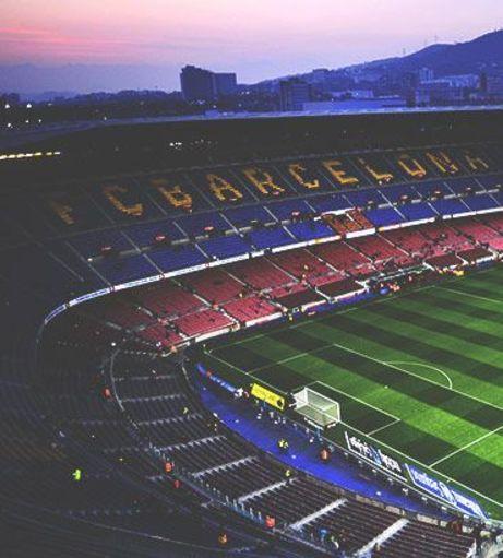Barcelona Stag Do Ideas - Nou Camp Tour