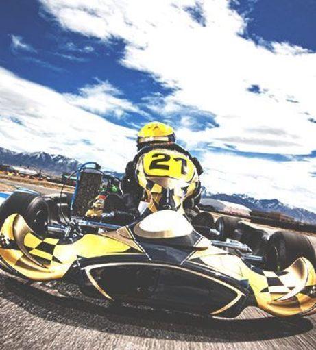 Benalmadena Stag Do Ideas - Grand Prix Karting
