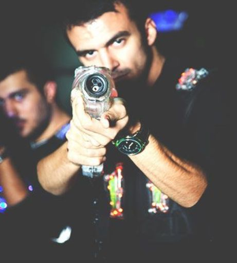 Berlin Stag Do Ideas - Laser Tag