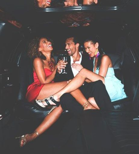 Berlin Stag Party Packages - Limo and Strip