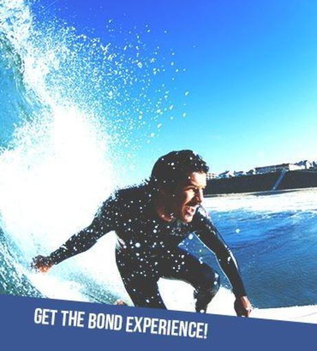 Bournemouth Stag Party Packages - Ride the Wave