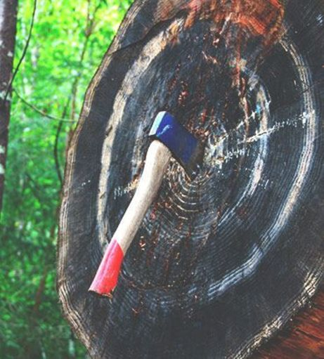 Brighton Stag Party Packages - Axe Throwing and Archery