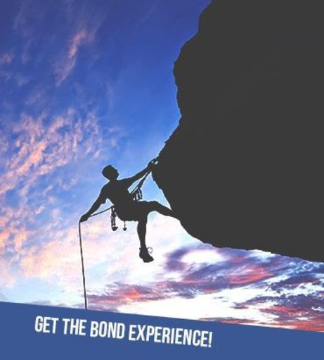 Bristol Stag Do Ideas - Climbing and Abseiling