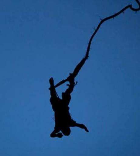Brno Stag Do Ideas - Bridge Swinging