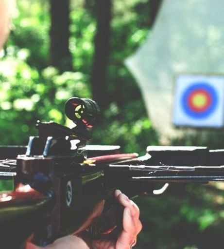 Brussels Stag Do Ideas - Crossbows