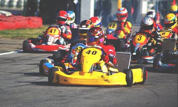 Cambridge Stag Party Ideas and Activities - Outdoor Karting