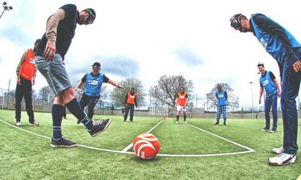 Cambridge Stag Party Ideas and Activities - Beer Goggle Football Package