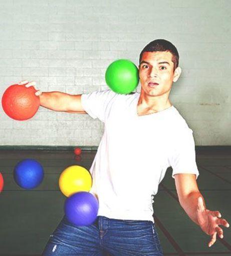 Cardiff Stag Do Ideas - Dodgeball