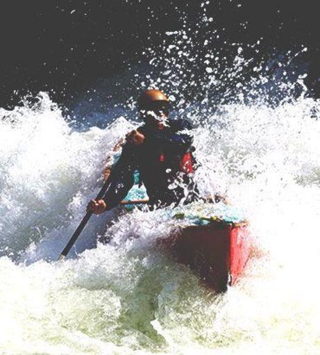 Cardiff Stag Do Ideas - Kayaking