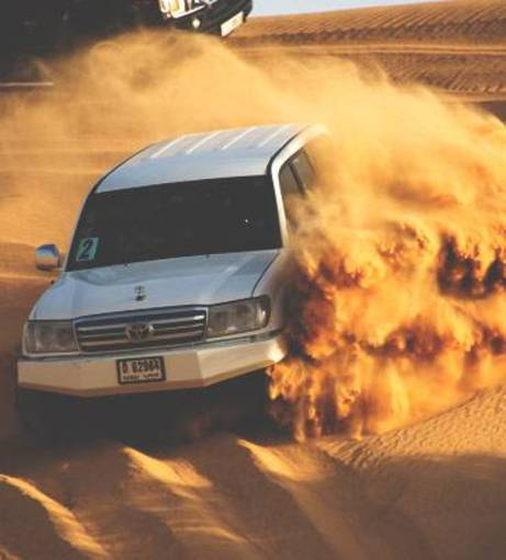 Dubai Stag Party Packages - Desert Safari and Nightlife