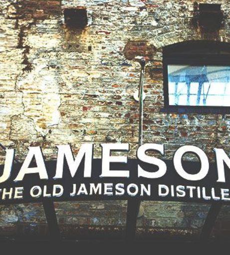 Dublin Stag Do Ideas - Jameson Distillery Tour