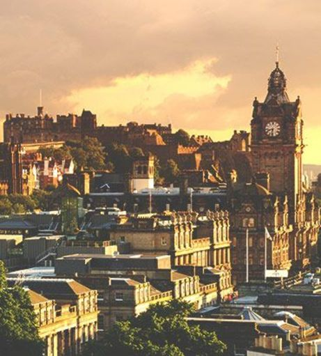 Edinburgh Stag Party - Stag Night Ideas - Stag Weekends