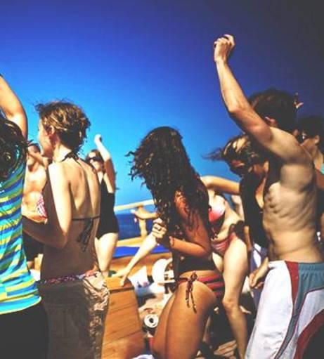 Gran Canaria Stag Do Ideas - Boat Party