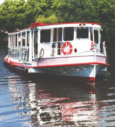 Hamburg Stag Party Packages - River Cruise