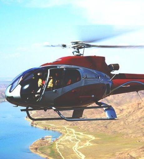 Las Vegas Stag Do Ideas - Helicopter Tour