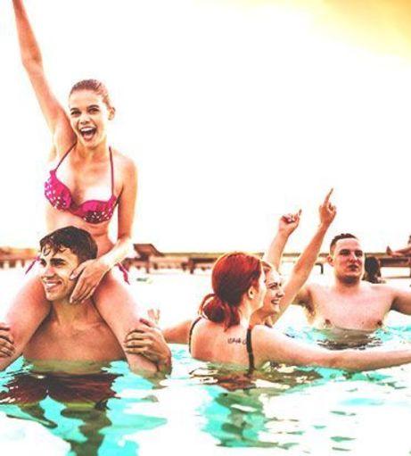 Las Vegas Stag Do Ideas - Pool Parties