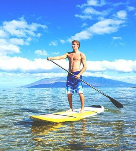Liverpool Stag Do Ideas - Paddleboarding