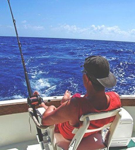 Malaga Stag Do Ideas - Fishing