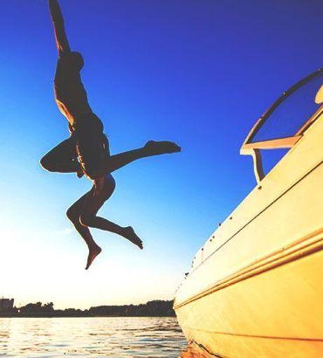 Malta Stag Do Ideas - Boat Charter