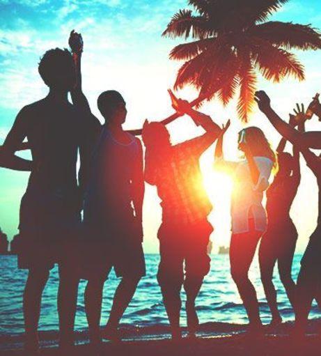 Marrakech Stag Do Ideas - Beach Club