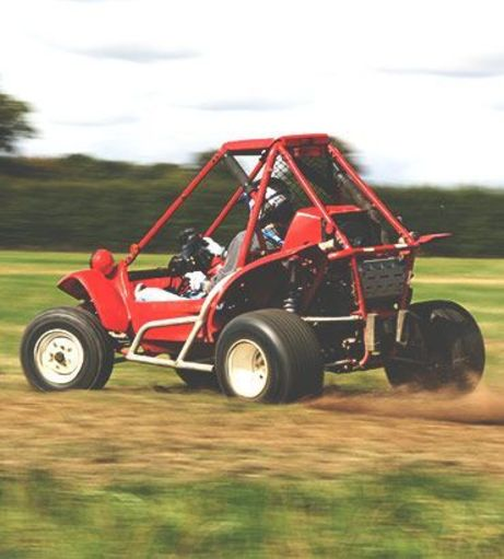 Newcastle Stag Party Ideas - Off Road Karting