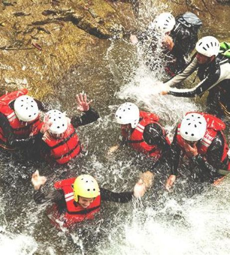 Newquay Stag Do Ideas - Coasteering
