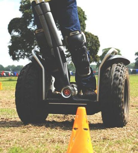 Newquay Stag Do Ideas - Segway Experience