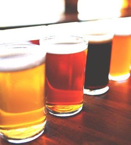 Nottingham Stag Do Ideas - Beer Tasting