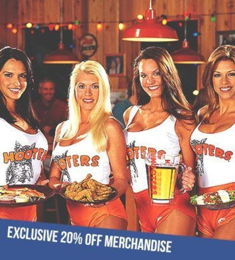 Nottingham Stag Do Ideas - Hooters