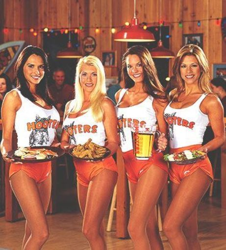 Prague Stag Do Ideas - Hooters