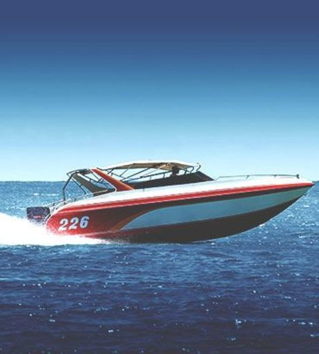 Puerto Banus Stag Do Ideas - Speedboat