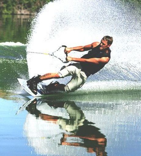 Puerto Banus Stag Party Packages - Wakeboard and Water Ski