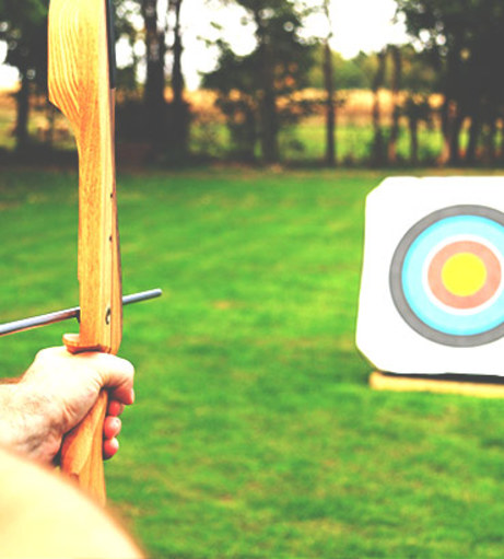 Reading Stag Do Ideas - Exploding Archery