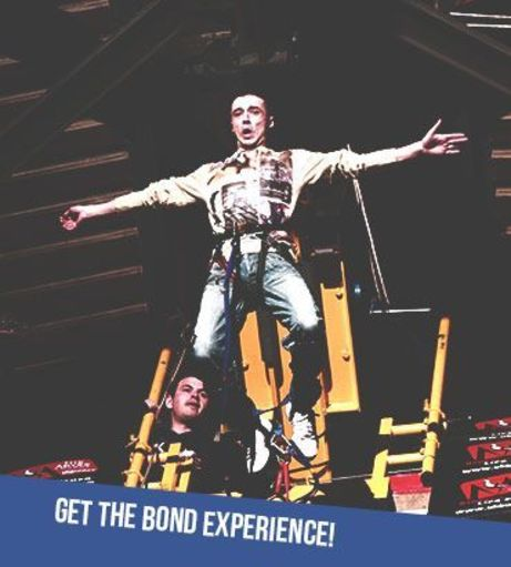 Sheffield Stag Do Ideas - Bungee Jump