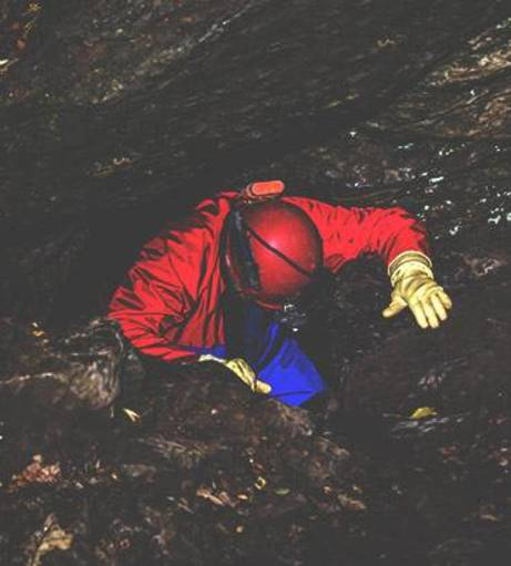 Sheffield Stag Do Ideas - Caving