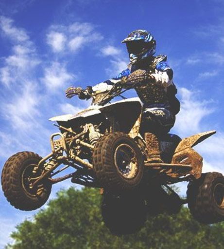Sofia Stag Do Ideas - Quad Bike Racing