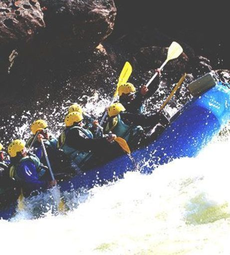 Tallinn Stag Party Packages - Rapid River Ride