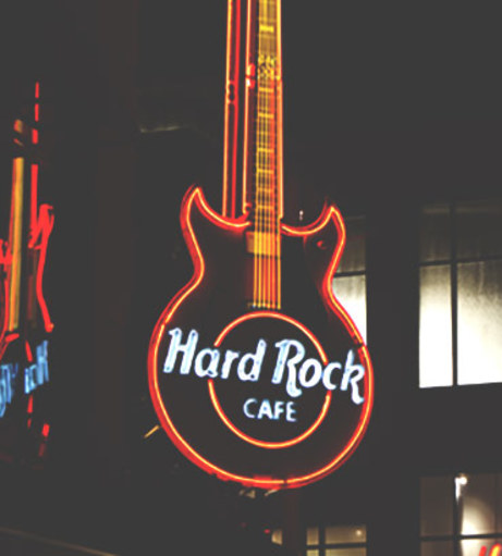 Tenerife Stag Do Ideas - Hard Rock Cafe