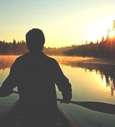 Vilinius Stag Do Ideas - Canoeing