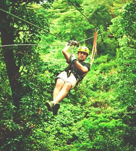 York Stag Do Ideas - High Ropes Course